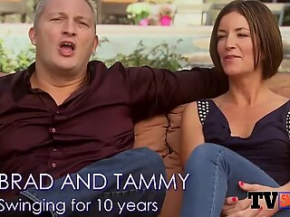 Mature couple exposes their fantasies as they sign off contract