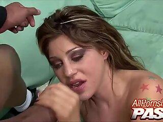 FUCKING MACHINE Rough BBC anal creampie with MySkylarRaye