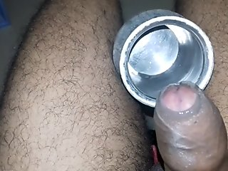 mayanmandev hairy guy striptease cumshot video