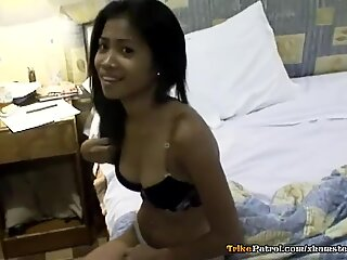A Sexy little Filipina MILF