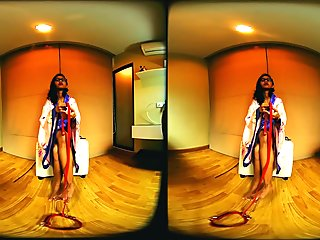 Hart Dominatrix In Japanese Style - VRPussyVision