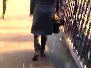 Asian Walking