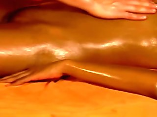 Awesome And Erotic Massage From Asia
