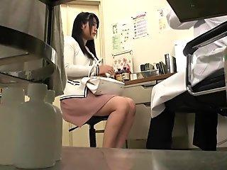 Hottest Japanese slut in Crazy Teens, Masturbation JAV scene