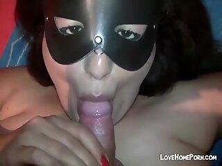 Huge facial