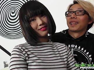 TUKTUKPATROL Thai Pussy Slayed By Big Dick Boyfriend
