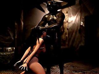 Horror Bleach Demonnari Sex