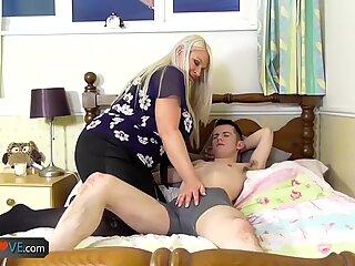 AgedLove Sami Brenda mature hardcore
