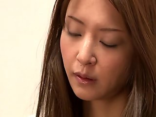 Amazing Japanese chick in Incredible Teens, Couple JAV scene