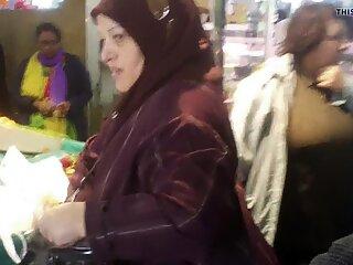 Big Mature hijab