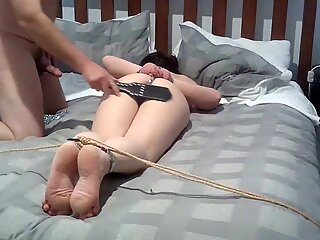 Spanking at home